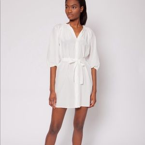 NEW • Tucker NYC • The Classic Mini Dress White